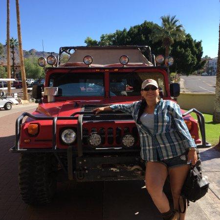 AZ Hummer Tours: Great fun!
