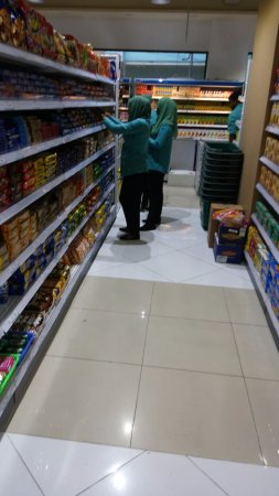S.T.O Trade Centre: STO Supermarket