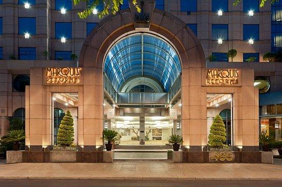 Marquis Reforma Hotel & Spa: Exterior