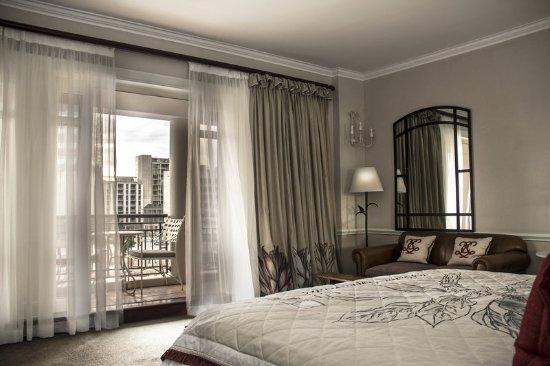 Cape Grace: Guest room