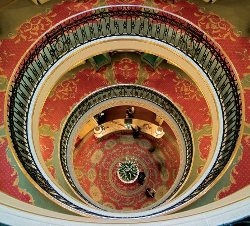 The Ritz London: Lobby