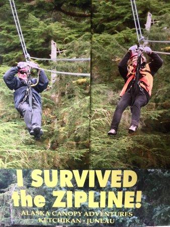 Alaska Canopy Adventures: What wonderful memories!