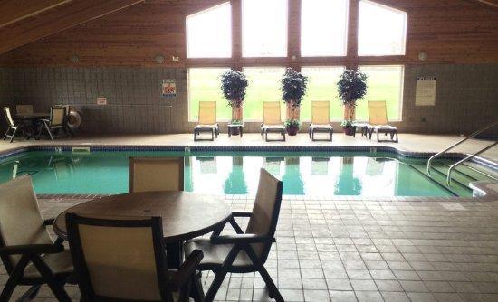 AmericInn Lodge & Suites Northfield: Pool