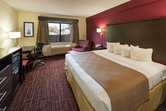 Monona, WI: Guest room