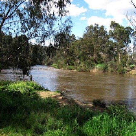Eltham, Úc: Sweeneys Flat