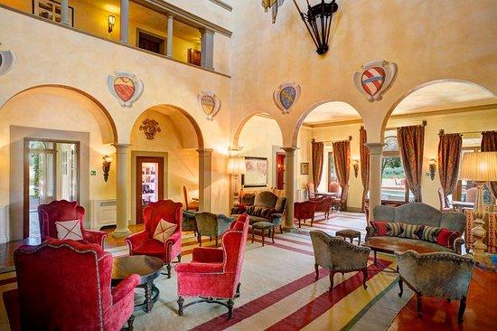 Candeli, İtalya: Lobby