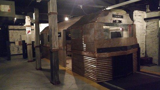 Claremont, Nueva Hampshire: Subway Car