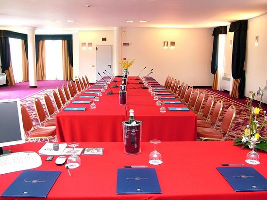 Grand Hotel Trieste & Victoria: Meeting room