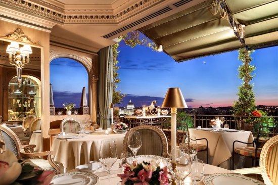 Hotel Splendide Royal: Restaurant