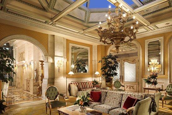 Hotel Splendide Royal: Lobby