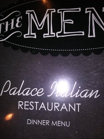 Palace Pizza: 20171201_172231_large.jpg