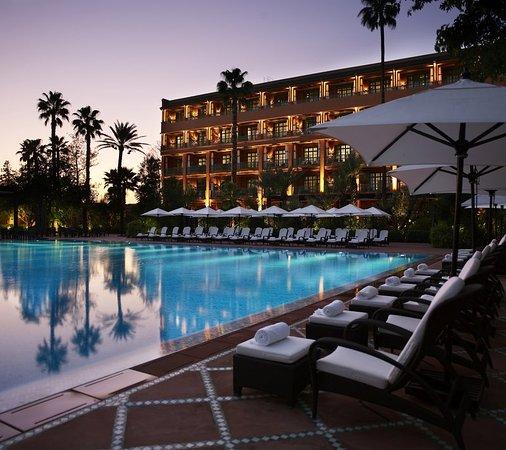 la mamounia marrakech updated 2018 prices hotel. Black Bedroom Furniture Sets. Home Design Ideas
