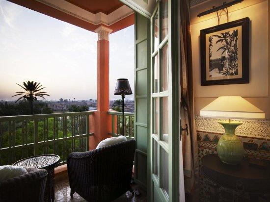 La Mamounia Marrakech : Guest room