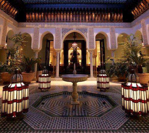 La Mamounia Marrakech  Updated  Prices  Hotel Reviews Morocco