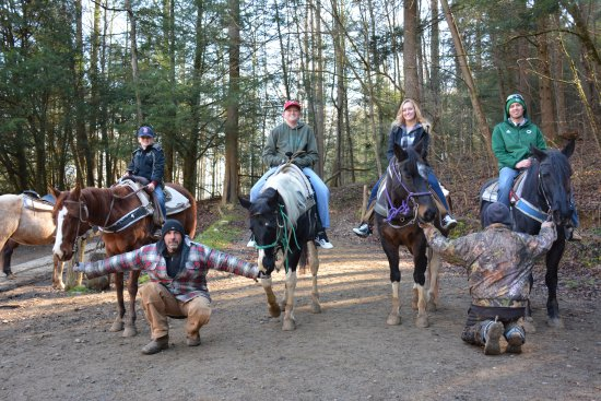 Smoky Mountain Riding Stables: Happy Turkey Day