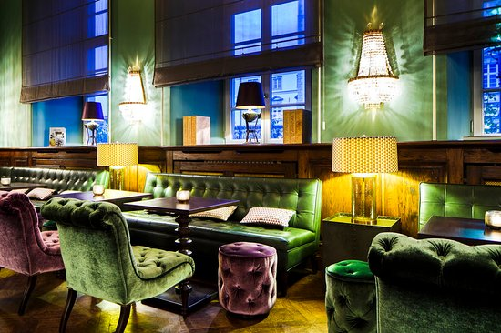 Althoff Grandhotel Schloss Bensberg: Bar/Lounge