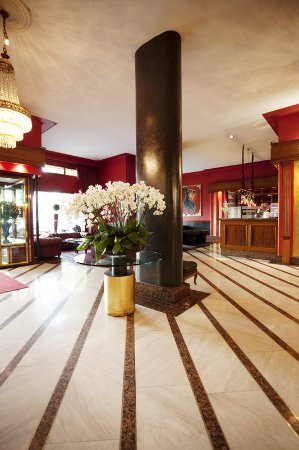 Savoy Hotel Berlin: Lobby