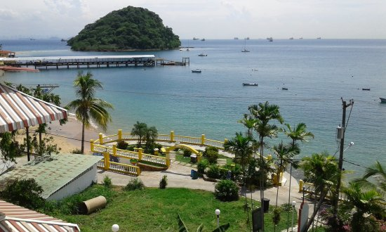 Isla Taboga, Panama: Walking Tour