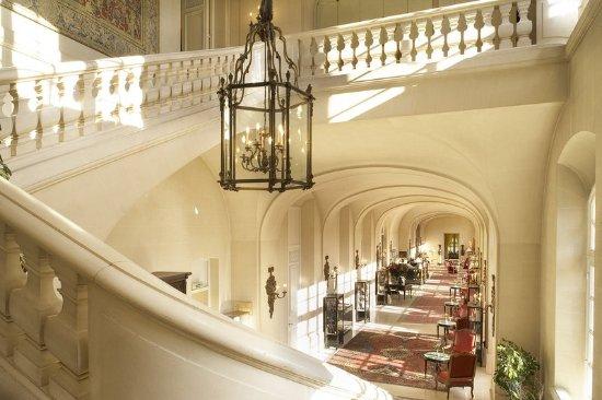 Montbazon, France: Lobby