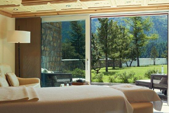 Badrutt's Palace Hotel: Spa