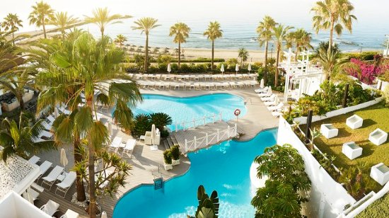 Puente Romano Beach Resort & Spa Marbella: Pool