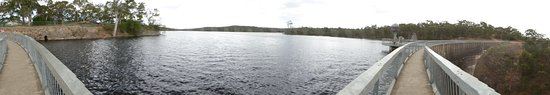 Williamstown, Australia: Dam reservoir