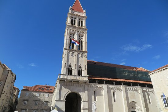The St. Lawrence Cathedral and Bell Tower