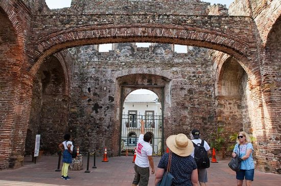 Panama City and Canal Walking Tour