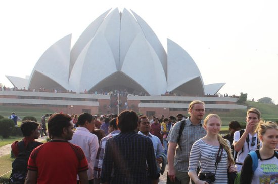 Full-Day Old and New Delhi Tour...