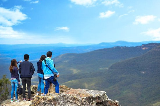 Blue Mountains Private Tour from...