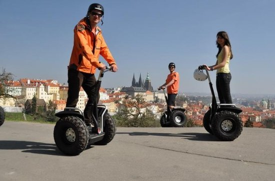 Private Segway tour in Prague