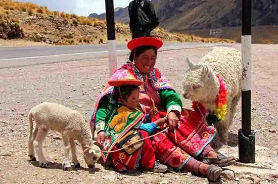 Cusco to Puno via Andahuaylillas and...