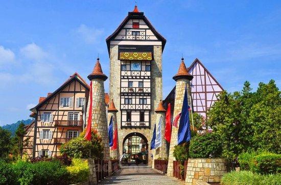 Excursão privada à vila francesa de...