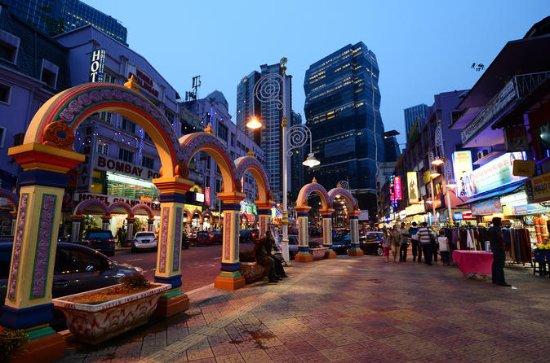 Tour Privado de Kuala Lumpur