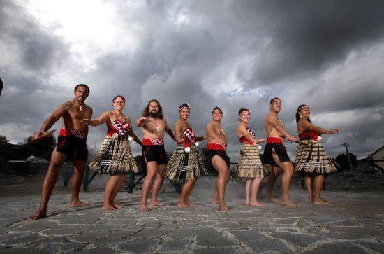 Excursión por la costa de Rotorua con...