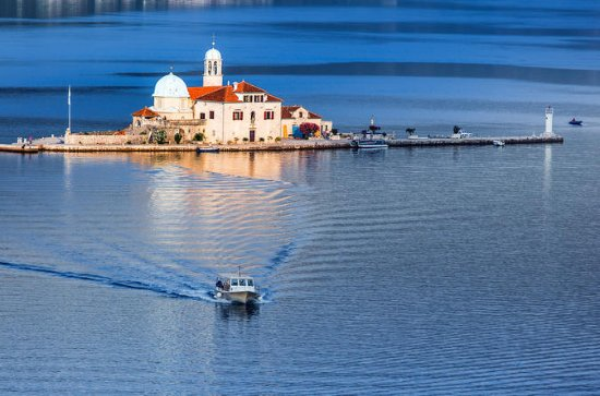 Montenegro by boat day tour from Dubrovnik