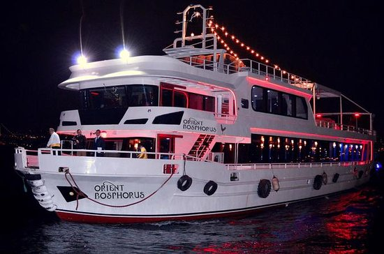 Orient Istanbul Bosphorus Dinner Cruise Turkish Night Show