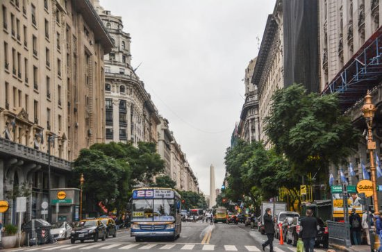 Buenos Aires Private Full Day Tour...