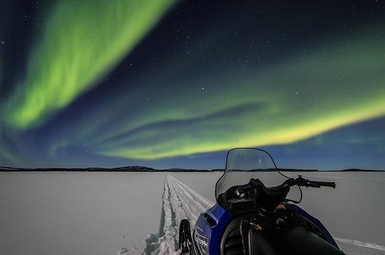 Overnight Aurora Adventure in Lake...
