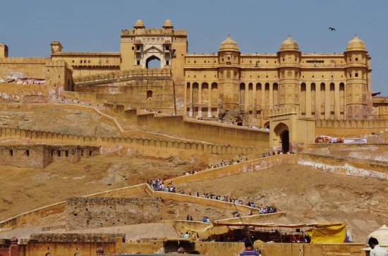 Golden Triangle 3-Day Tour from