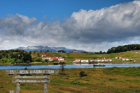 Estancia Harberton Museum Admission...