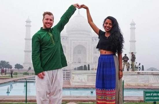 Private Tour: 02-Days Taj Mahal...
