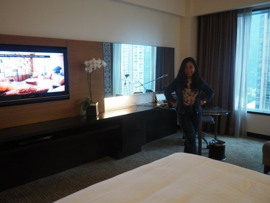 Impiana KLCC Hotel: Club Deluxe Room in Orchid Floor at 16th floor