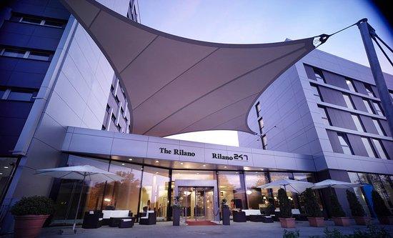The Rilano Hotel Munich: Exterior