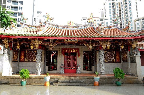 Singapore Hong San See