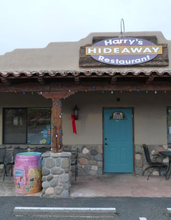 Cornville, AZ: Front of the restaurant