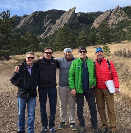 Boulder, CO: Build in some time for fun on your next corporate retreat!