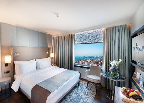 The Marmara Taksim: Guest room