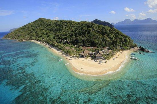 El Nido Resorts Pangulasian Island: Exterior