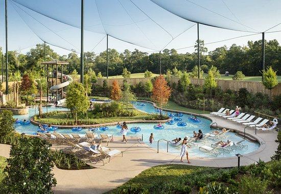 The Woodlands Resort: Recreation